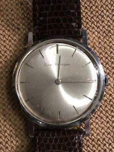 vintage girard perregaux watch