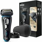 Braun Series 9 9240s Mens Electric Foil Shaver Wet & Dry Rechargeable & Cordless