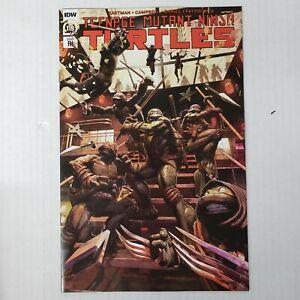Teenage Mutant Ninja Turtles TMNT 119 McArdell 1:10 Incentive Variant NM IDW