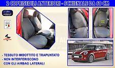 Coprisedili Nuova Mini 2013> Fodere per auto copri sedili Schienali su misura