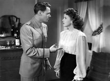 Ida Lupino and William Prince UNSIGNED photo - H6734 - Pillow to Post