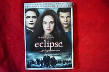 The Twilight Saga Eclipse 2 Disc Special Edition DVD Set