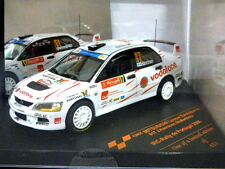 Vitesse Mitsubishi Lancer Evolution 9 #17 IRC Rally de Portugal 2008