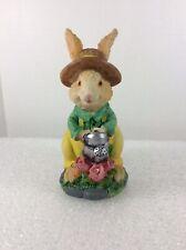 Bunny Gardens Collection-Bunny Garden Gala Limited Edition. Bunny & Watering Can