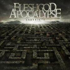 FLESHGOD APOCALYPSE - Labyrinth CD NEU