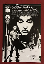 Midnight Nation #1 Nm- (Image 2000) Top Cow Black & White Classics