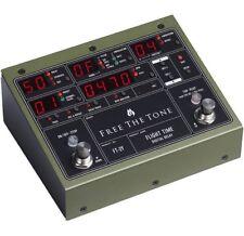 FREE THE TONE DIGITAL DELAY FLIGHT TIME FT-2Y w/FREE PICK
