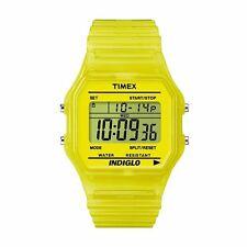 TIMEX T2N808 | GELB | UNISEX | NEU & OVP | BELEUCHTUNG | CULT