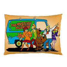 Hot New Scooby doo Mistery Machine one side for pillow case cover Free Shipping