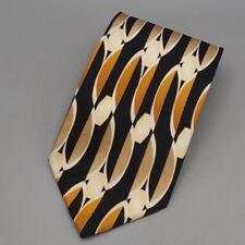 """Vintage Silk Tie Necktie Cranes Fontana Wide 4"""""""