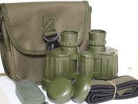 Hensoldt / Zeiss 8x30 FERO D16, military binoculars + bag for hunters or outdoor