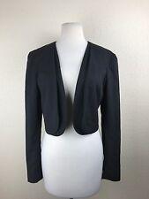 Kimchi Blue women's blazer black jacket SZ/M