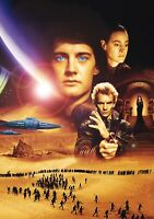 DUNE Movie PHOTO Print POSTER Film 1984 David Lynch Kyle MacLachlan Textless 001