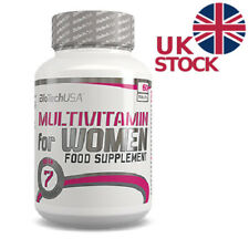 Biotech USA Multivitamin for Men 60 Tabs With Oxidants Amino Acids Minerals