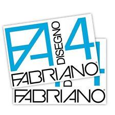 BLOCCO FABRIANO F4 33x48 BIANCO LISCIO