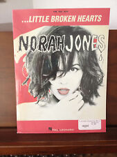 Norah Jones - Little Broken Hearts (2012, Paperback)