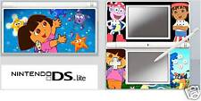 Nintendo DS or DS Lite DORA THE EXPLORER Skin / Sticker