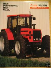 Agco Allis 7600 7630 7650 Tractor Sales Brochure