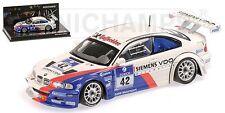 Minichamps 1/43: 444042342 BMW M3 GTR BMW Motorsport Nürburgring 2004 - Pièce