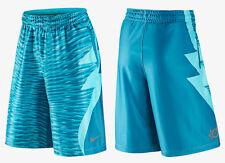 Nike KD Klutch Elite Para hombres Baloncesto Pantalones Cortos Azul Nuevo 683243-409 M