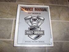 1995 Harley Davidson FLT Electra Glide Road King Classic Service Repair Manual