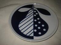 """Noritake FRUITFUL Primastone 10 5/8"""" Dinner Plate Stoneware B952 Japan"""