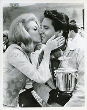 ELVIS PRESLEY JENNIFER HOLDEN JAILHOUSE ROCK  1957 VINTAGE PHOTO ORIGINAL  #1