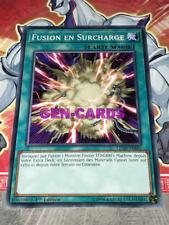 Carte Yu Gi Oh FUSION EN SURCHARGE LEDD-FRB16