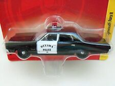 JOHNNY LIGHTNING - RELEASE 12 - OTTAWA POLICE - 1967 PLYMOUTH FURY II - DIECAST