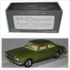 Holden HQ Kingswood Sedan Green TRAX TR17 1:43 Scale Diecast  Model Car