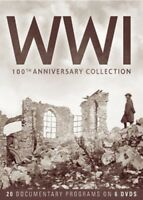 WW1 100th Anniversary Collection [New DVD] Boxed Set