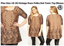 Boho Polyester Tunic, Kaftan Tops & Shirts for Women