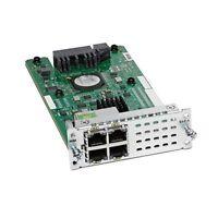 NEW SEALED CISCO NIM-ES2-4 4 Port Layer 2 Gigabit Ethernet Lan Module