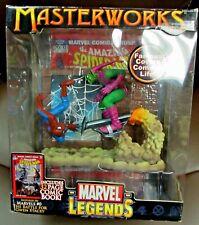 2006 MARVEL LEGENDS - MASTERWORKS - THE BATTLE FOR GWEN STACEY - SPIDER-MAN