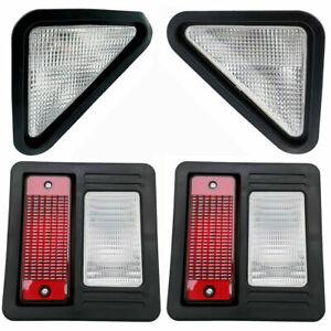 For Bobcat Light Kit Lamp Assembly S100 S130 S150 S160 S175 S185 S205 Skid Head