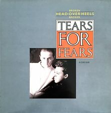 "Tears For Fears 12"" Broken / Head Over Heels / Broken (Preacher Mix) - USA (EX/E"