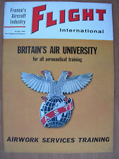 FLIGHT INTERNATIONAL JULY 16th 1964 FRENCH AIRCRAFT INDUSTRY SPECIAL FEATURE