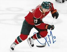 Torrey Mitchell Los Angeles Kings signed Minnesota Wild 8x10 photo autographed 2