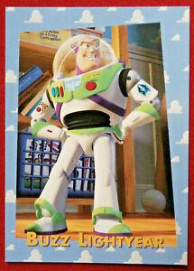 TOY STORY - Card #32 - Buzz Lightyear - SkyBox 1995