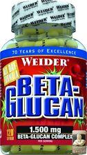 Weider Beta-Glucan Dose 120 Kapseln (23,32 EUR pro 100 g)