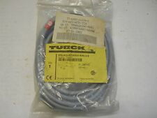 TURCK BIM-A23-AZ3X/S34 W/KLU-2 PROXIMITY SWITCH P/N 1346091 NEW IN PACKAGE