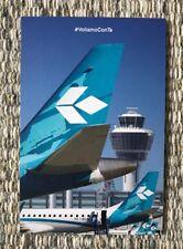 Air Dolomiti Airlines Embraer 195 E95 190 Munich Airport Postcard Lufthansa Top!