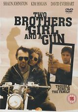 Two Brothers a Girl and a Gun DVD Kim Hogan