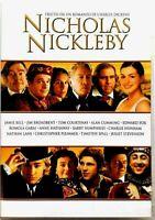 NICHOLAS NICKLEBY (2002) dal romanzo di Charles Dickens DVD EX NOLEGGIO MGM