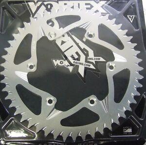 Vortex Motorcycle Rear Sprocket Silver 511-50 Suzuki RM125 RM250 DR250 DR350 DRZ