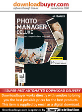 MAGIX Photo Manager 18 Deluxe - [Download]