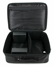 More details for large travel / storage carry case / bag with shoulder strap for optoma hd141x
