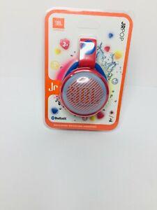 JBL JR POP Kids Bluetooth Portable Speaker System - RED