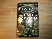 Halo The Fall of Reach book by Eric Nylund