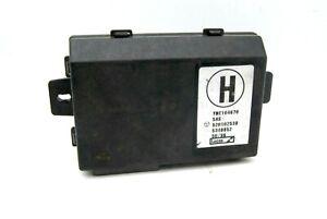 ROVER MG 45 75 ZS V6 180 ZT IMMOBILISER ALARM CONTROL MODUE ECU YWC104670H